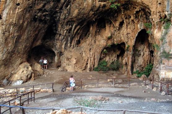 Grotte Riserva dello Zingaro