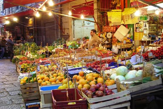 Palermo Mercato della Vucciria