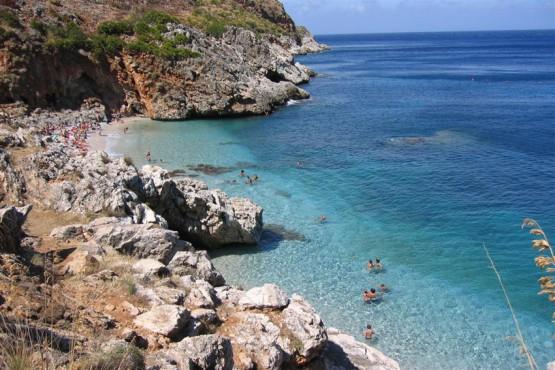Riserva Naturale dello Zingaro Cala Capreria