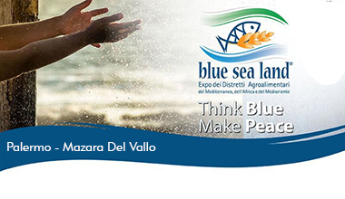 Mazara Del Vallo Blue Sea Land