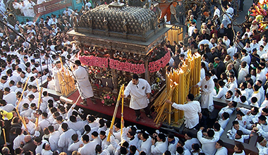 Fiesta de Sant'Agata de Catania