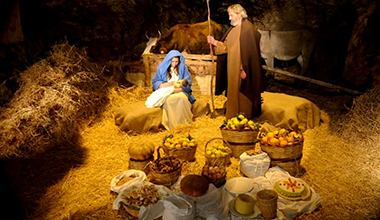 Custonaci Nativity Scene