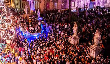 Fest von Santa Rosalia