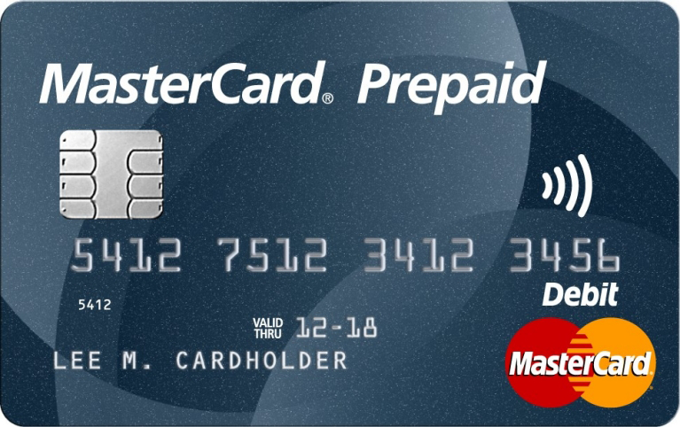 Location voiture sans carte de crédit - mastercard prepaid