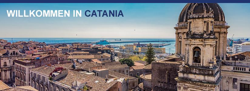 Autovermietung Catania Flughafen