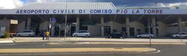 Autovermietung Comiso Flughafen