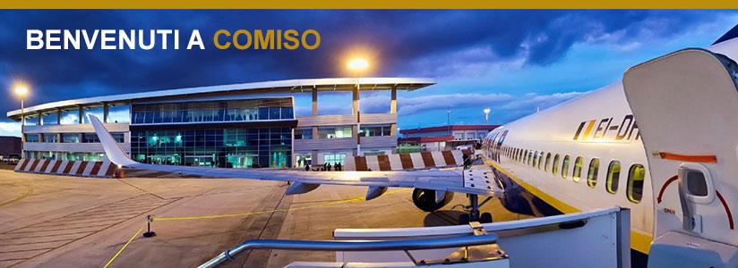 Autonoleggio Comiso Aeroporto