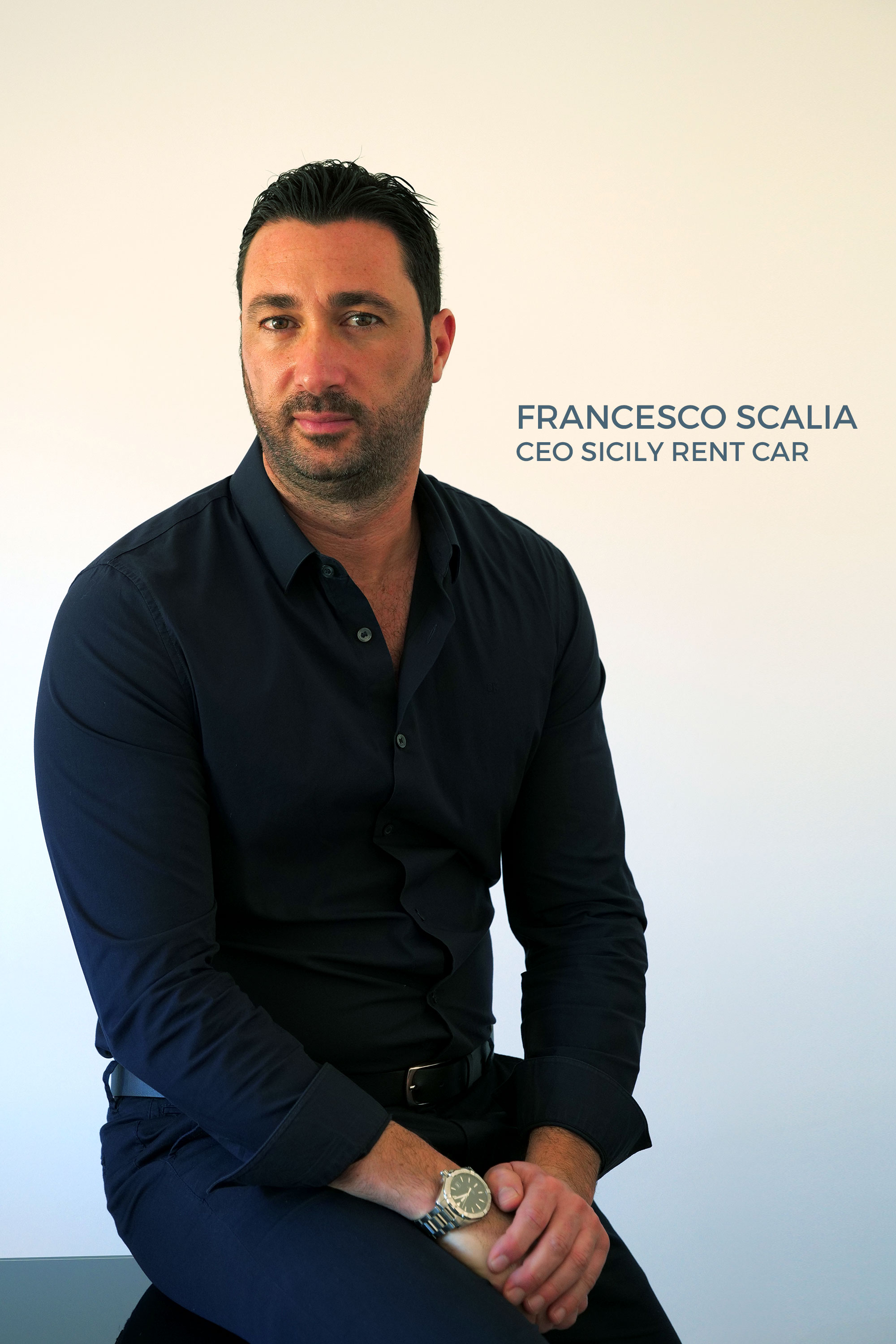 Francesco Scalia CEO Sicily Rent Car