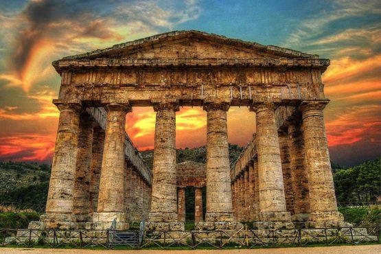 Segesta Tempio Greco