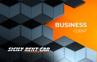 Business Card Sicily Rent Car
