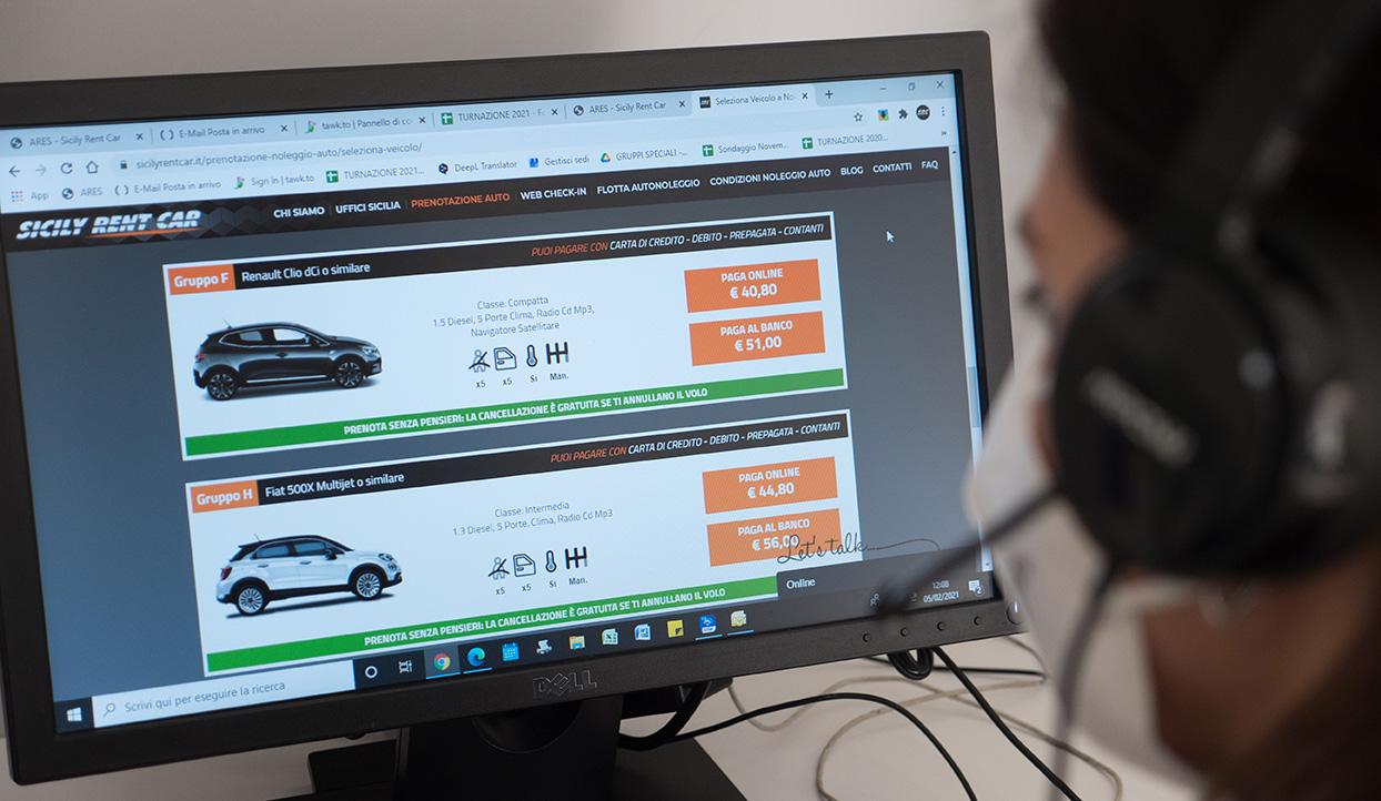 Sicily Rent Car Monatliche Autovermietung
