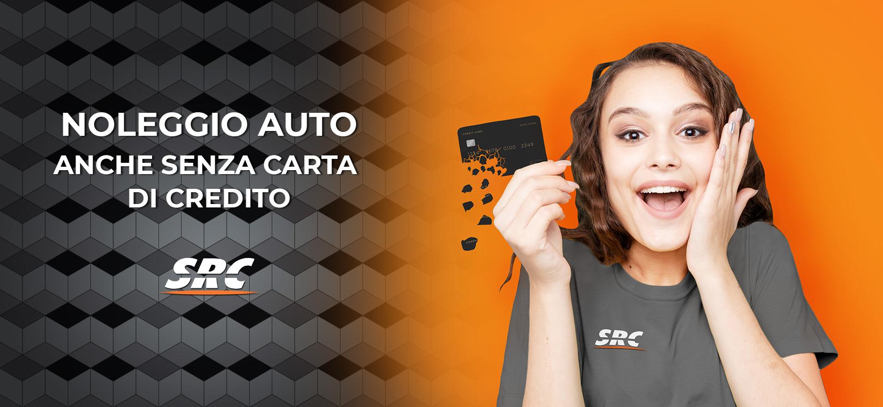 Noleggio auto senza carta di credito Sicily Rent Car