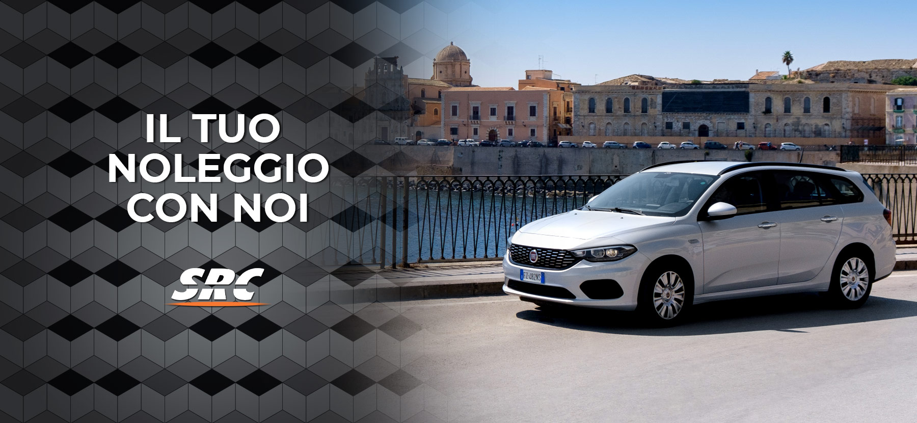 Il tuo noleggio con noi Sicily Rent Car